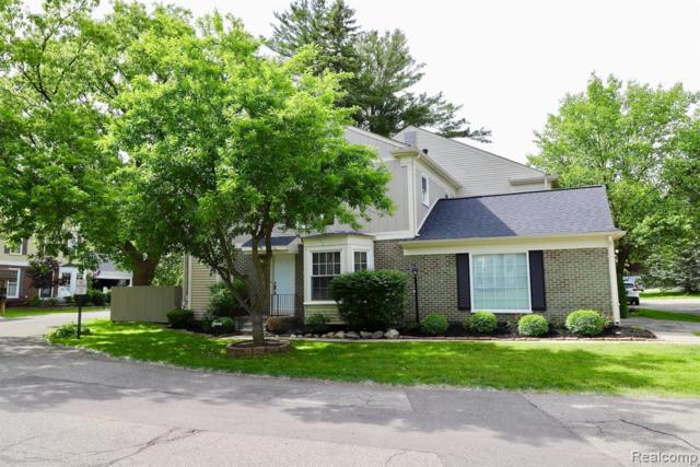 1263 Candlestick Lane, Rochester Hills, MI 48306 (#219058328) :: Alan Brown Group