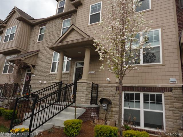 2637 Helmsdale Circle #53, Rochester Hills, MI 48307 (#219058352) :: Alan Brown Group