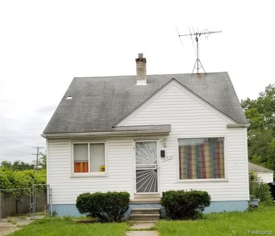6715 Rutherford Street, Detroit, MI 48228 (#219058403) :: Duneske Real Estate Advisors