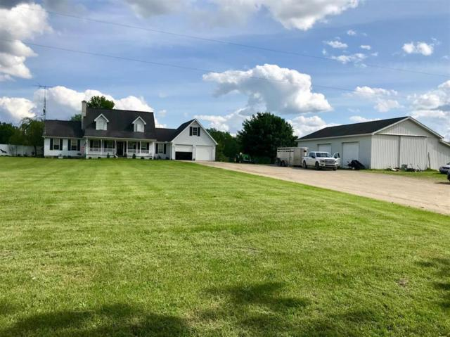 14545 Buss Road, NORVELL TWP, MI 48158 (#543266383) :: The Buckley Jolley Real Estate Team