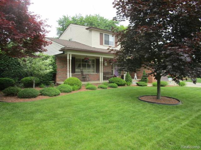 30957 Lorraine Avenue, Warren, MI 48093 (#219058509) :: The Alex Nugent Team   Real Estate One
