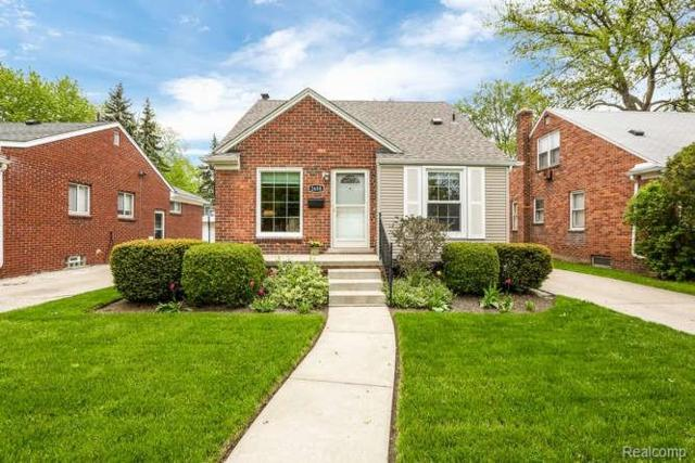 2658 Oakshire Avenue, Berkley, MI 48072 (#219058514) :: Alan Brown Group
