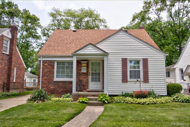 2935 N Altadena Avenue, Royal Oak, MI 48073 (#219058560) :: Keller Williams West Bloomfield