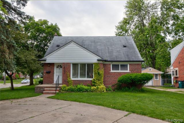 2103 N Main Street, Royal Oak, MI 48073 (#219058563) :: Keller Williams West Bloomfield