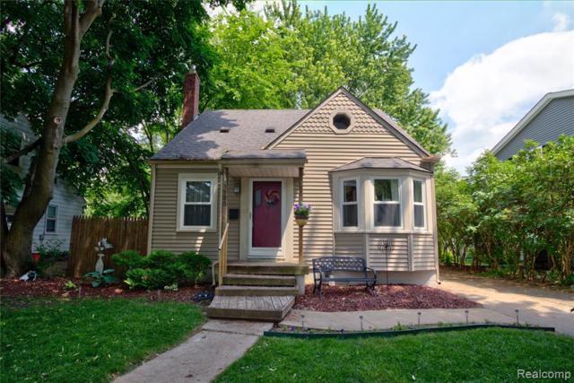 1960 Phillips Avenue, Berkley, MI 48072 (#219058565) :: Keller Williams West Bloomfield