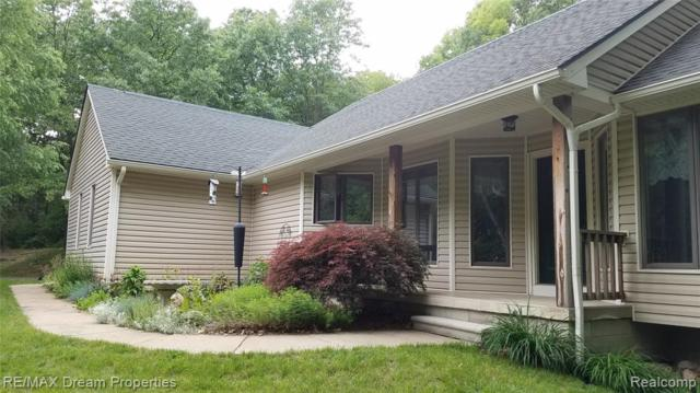 2920 Jewell Road, Marion Twp, MI 48843 (#219058617) :: The Alex Nugent Team | Real Estate One