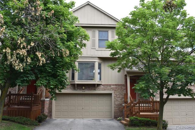 4163 Breckenridge Drive, West Bloomfield Twp, MI 48322 (#219058623) :: The Buckley Jolley Real Estate Team