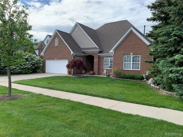 2010 Lagoon Drive, Rochester Hills, MI 48309 (#219058624) :: Alan Brown Group