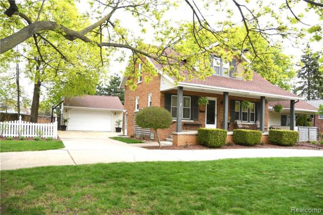 3254 Brookline Street, Berkley, MI 48072 (#219058688) :: Alan Brown Group