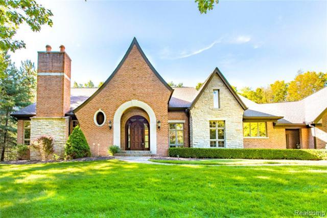 4531 Steeplechase Drive, Metamora Twp, MI 48455 (#219058695) :: The Buckley Jolley Real Estate Team