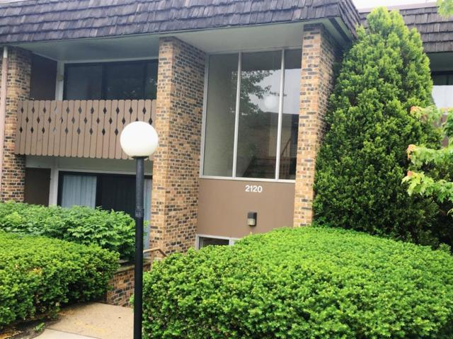 2120 Pauline Boulevard #316, Ann Arbor, MI 48103 (MLS #543266237) :: The Toth Team