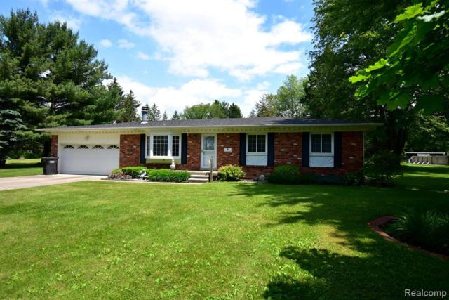 8571 Farley Road, Putnam Twp, MI 48169 (#219058768) :: The Alex Nugent Team | Real Estate One