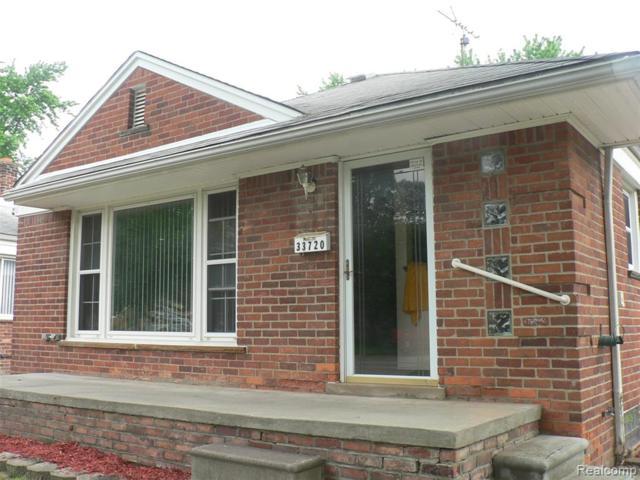 33720 Gertrude Street, Wayne, MI 48184 (#219058831) :: The Alex Nugent Team   Real Estate One