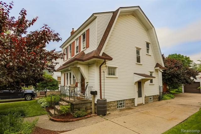 1816 N Melborn Street, Dearborn, MI 48128 (#219058878) :: The Buckley Jolley Real Estate Team