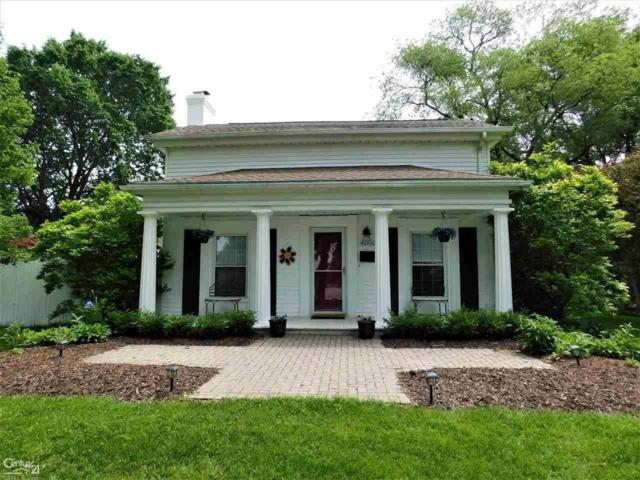 46860 Shelby Rd, Shelby Twp, MI 48317 (#58031384154) :: The Alex Nugent Team | Real Estate One