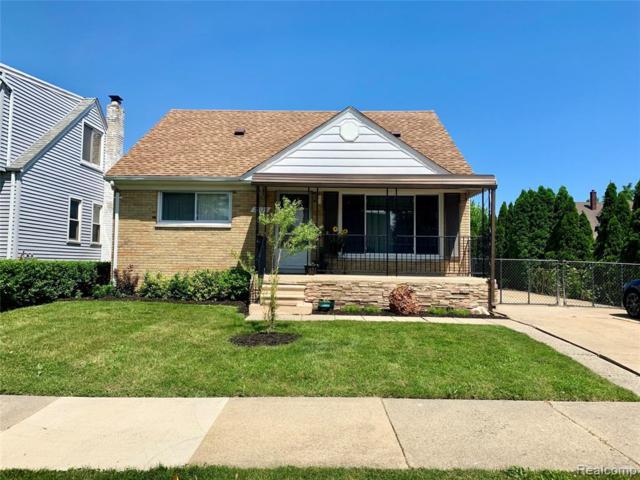 25120 Culver Street, Saint Clair Shores, MI 48081 (#219058925) :: The Alex Nugent Team   Real Estate One