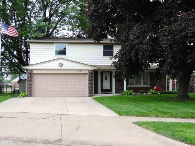 12817 Picadilly, Sterling Heights, MI 48312 (#58031384168) :: The Alex Nugent Team | Real Estate One