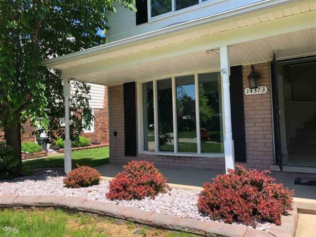 14373 Kerner Dr, Sterling Heights, MI 48313 (#58031384169) :: The Alex Nugent Team | Real Estate One