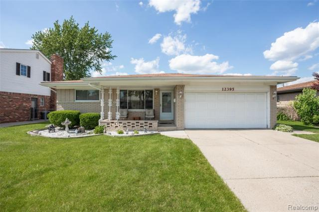 12395 Canterbury Drive, Sterling Heights, MI 48312 (#219059022) :: The Alex Nugent Team | Real Estate One