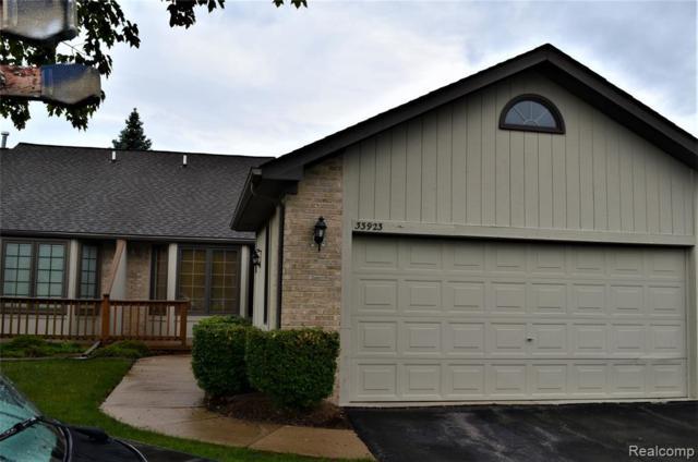 33923 Lakewood Drive, Sterling Heights, MI 48312 (#219059047) :: RE/MAX Nexus