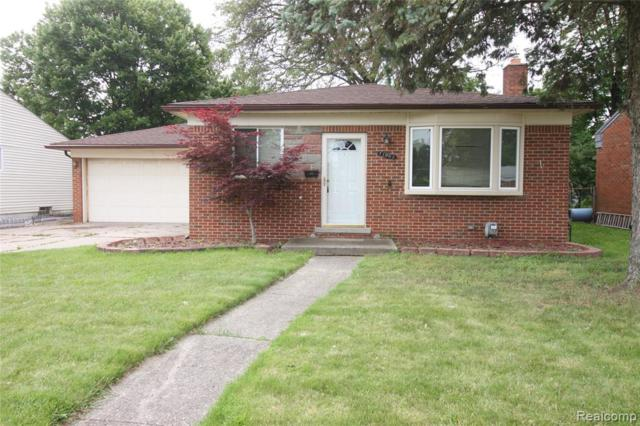11062 Jim Pl, Warren, MI 48089 (#219059056) :: The Alex Nugent Team   Real Estate One