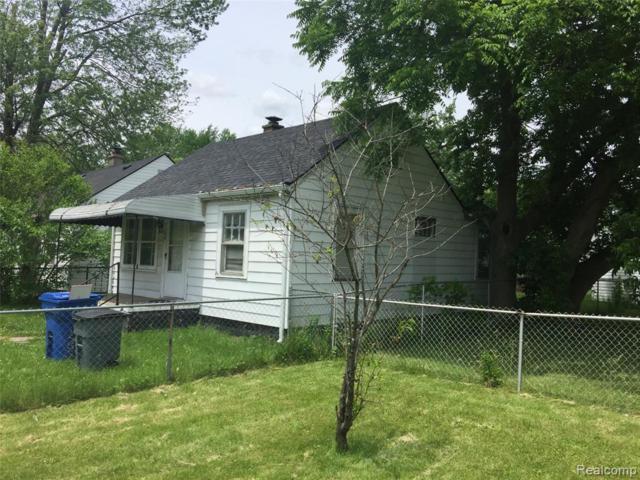 7209 Prospect Avenue, Warren, MI 48091 (#219059083) :: The Alex Nugent Team   Real Estate One