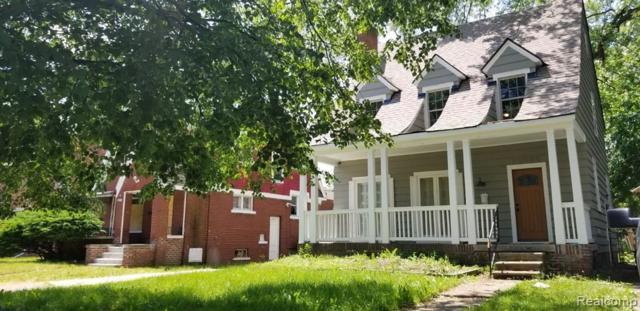 13985 Woodmont Avenue, Detroit, MI 48227 (#219059203) :: Keller Williams West Bloomfield