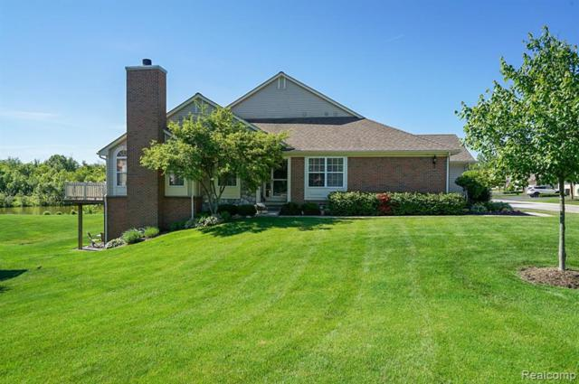 1935 Wentworth Drive, Canton Twp, MI 48188 (#219059220) :: The Mulvihill Group