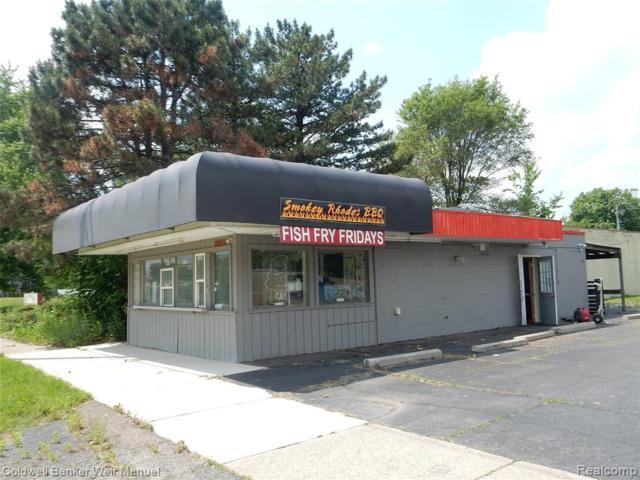 28520 Joy Road, Livonia, MI 48150 (#219059292) :: Duneske Real Estate Advisors