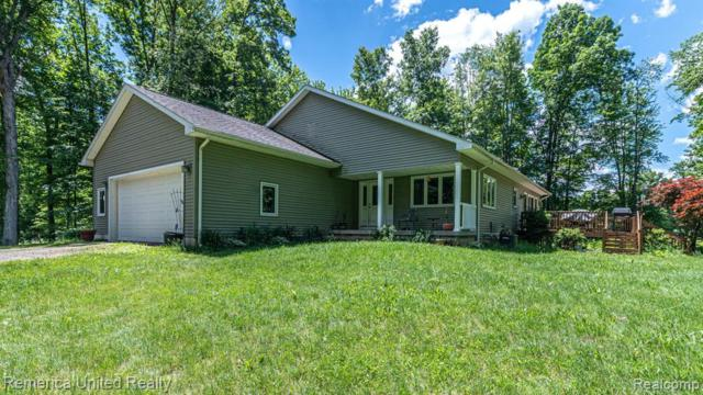 19367 Spears Road, Unadilla Twp, MI 48137 (#219059318) :: The Buckley Jolley Real Estate Team