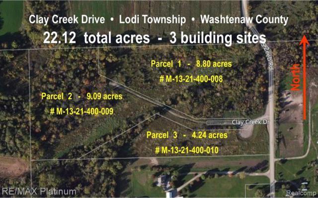 4 Clay Creek Drive, Ann Arbor, MI 48103 (#219059336) :: Keller Williams West Bloomfield