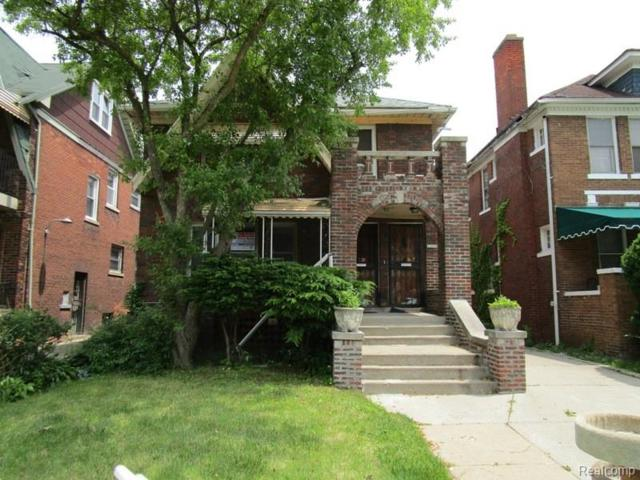 12688 Monica Street, Detroit, MI 48238 (MLS #219059382) :: The Toth Team