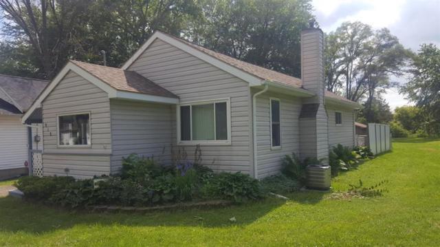818 Fairyland Avenue, Leoni Twp, MI 49202 (#543266405) :: Keller Williams West Bloomfield
