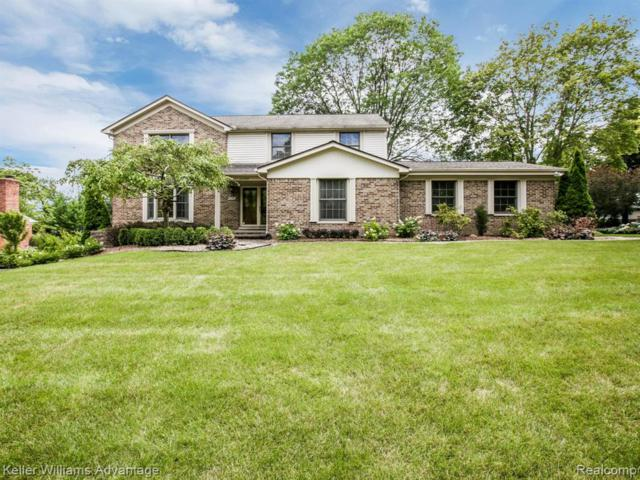 12759 Portsmouth Court, Plymouth Twp, MI 48170 (#219059476) :: The Alex Nugent Team | Real Estate One