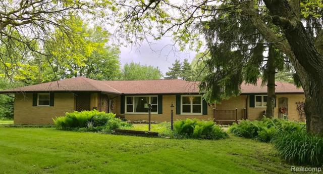 11380 Jeddo Road, Brockway Twp, MI 48097 (#219059482) :: Keller Williams West Bloomfield