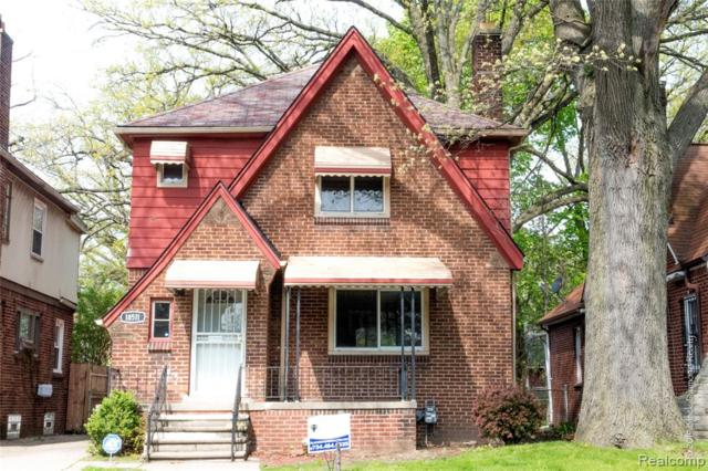 18511 Santa Rosa Drive, Detroit, MI 48221 (#219059534) :: Duneske Real Estate Advisors
