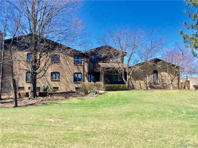 30825 Tanglewood Trail, Farmington Hills, MI 48331 (#219059617) :: The Buckley Jolley Real Estate Team