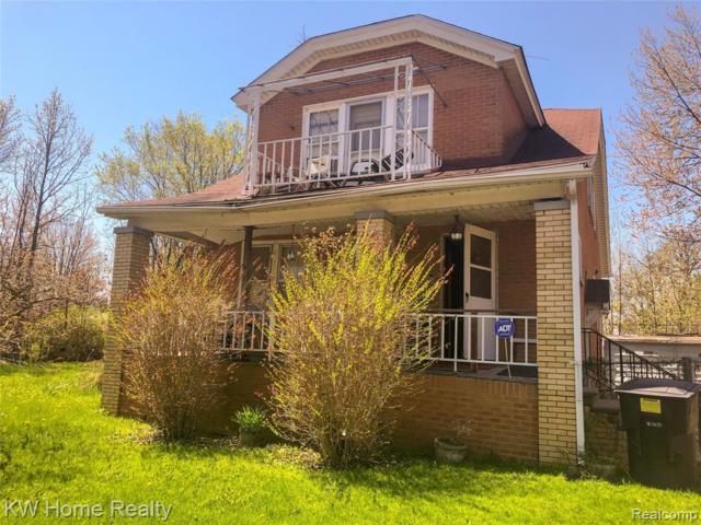 6135 Woodhall Street, Detroit, MI 48224 (#219059728) :: Duneske Real Estate Advisors