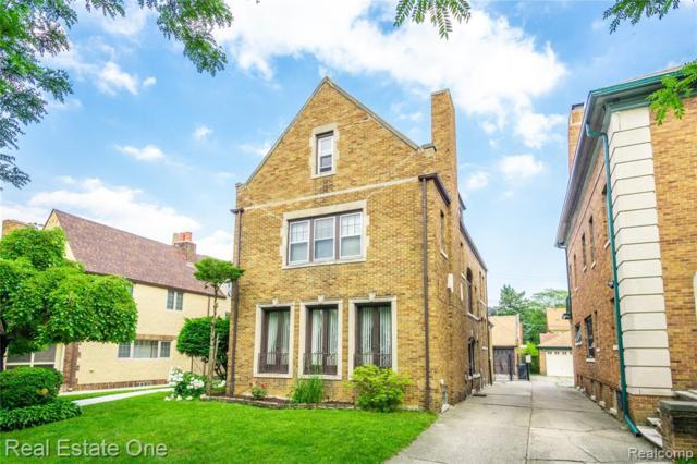 1945 W Boston Boulevard, Detroit, MI 48206 (#219059764) :: Duneske Real Estate Advisors