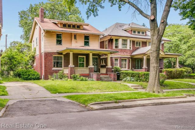 810 Longfellow Street, Detroit, MI 48202 (#219059775) :: Duneske Real Estate Advisors