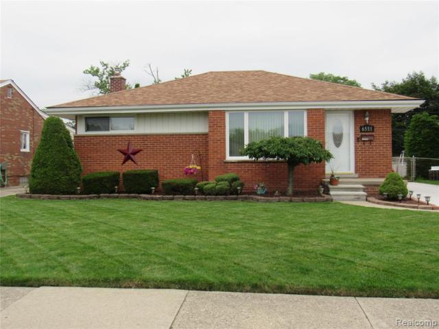 6551 Cardwell St, Garden City, MI 48135 (#219059779) :: Duneske Real Estate Advisors