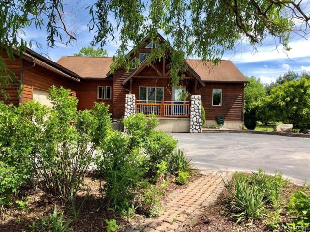 3377 E Pillar Road, Webster Twp, MI 48189 (#219059809) :: The Buckley Jolley Real Estate Team