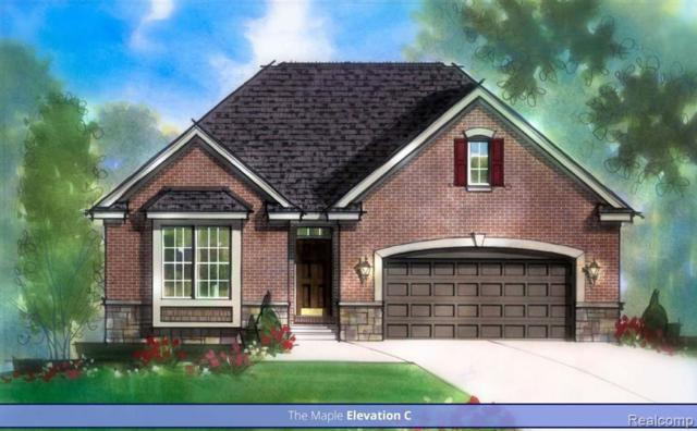 12208 Lincolnshire, Sterling Heights, MI  (#219059927) :: The Mulvihill Group