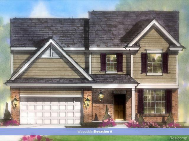 12224 Lincolnshire, Sterling Heights, MI  (#219060035) :: The Mulvihill Group