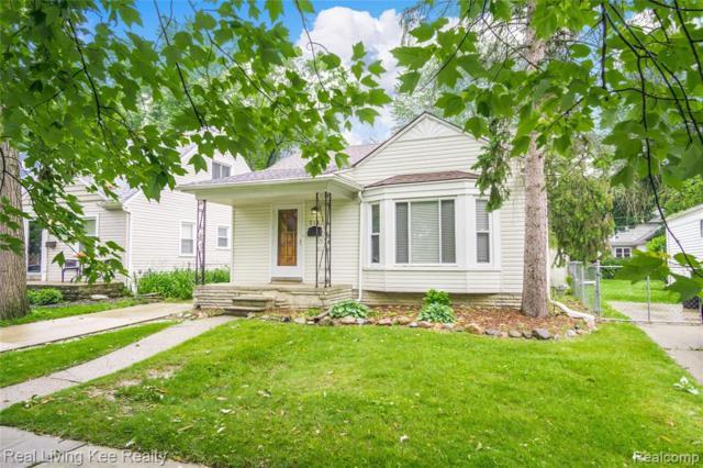 211 N Vermont Avenue, Royal Oak, MI 48067 (#219060054) :: The Mulvihill Group