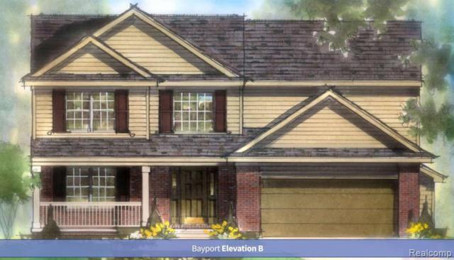 12240 Lincolnshire, Sterling Heights, MI  (#219060085) :: The Mulvihill Group