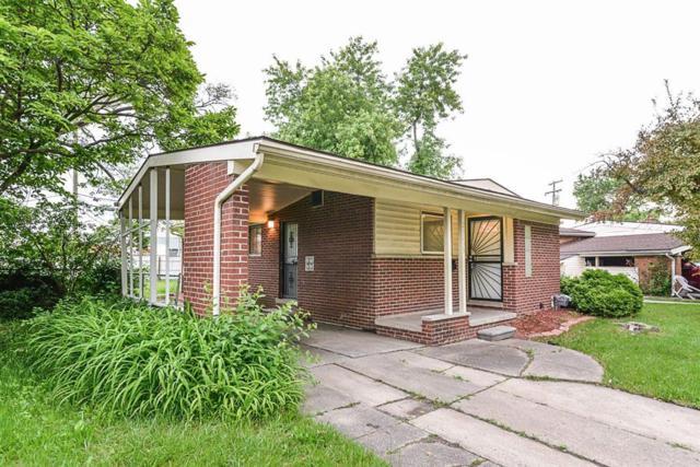 23035 Oakcrest, Oak Park, MI 48237 (#543266524) :: GK Real Estate Team