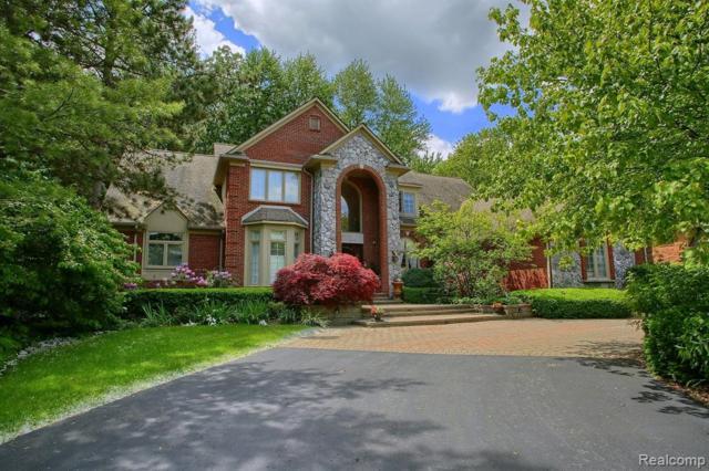 3652 Walnut Brook Drive, Rochester Hills, MI 48309 (#219060635) :: RE/MAX Classic