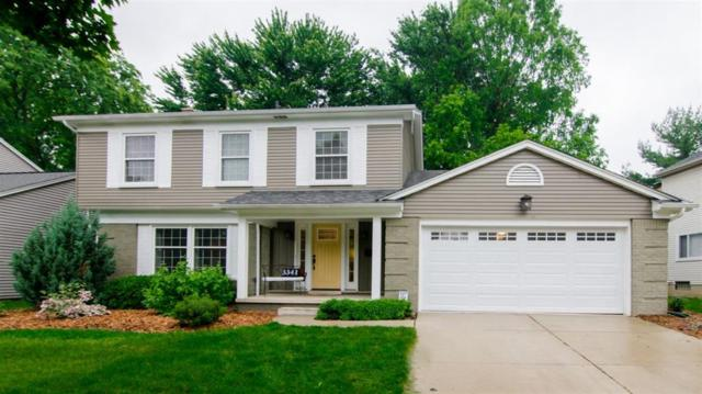 3341 Bluett Road, Ann Arbor, MI 48105 (#543266464) :: Team Sanford