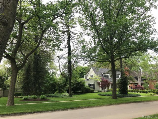 763 Pilgrim Avenue, Birmingham, MI 48009 (#219060981) :: The Buckley Jolley Real Estate Team